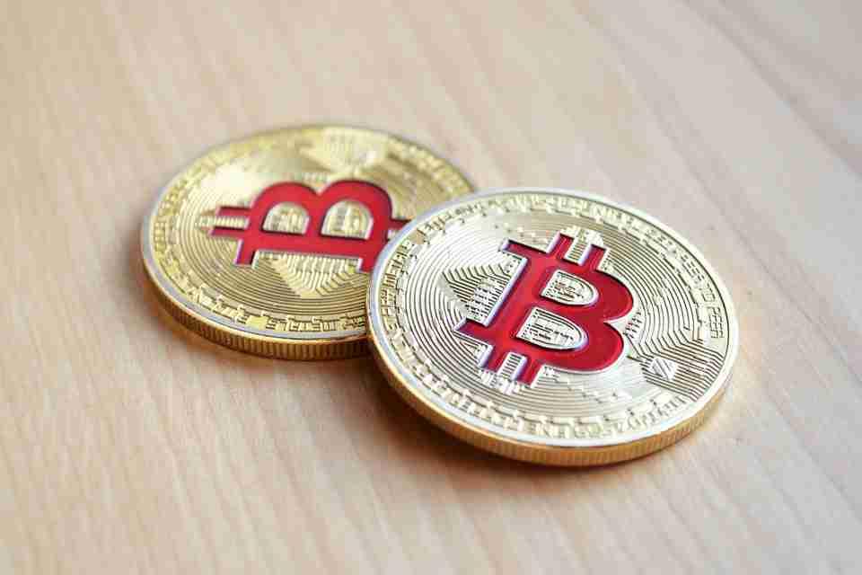 Las Vegas: 2 Bitcoin coins