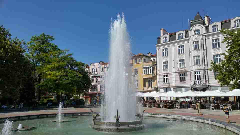 Plovdiv, Bulgaria couple's getaway abroad