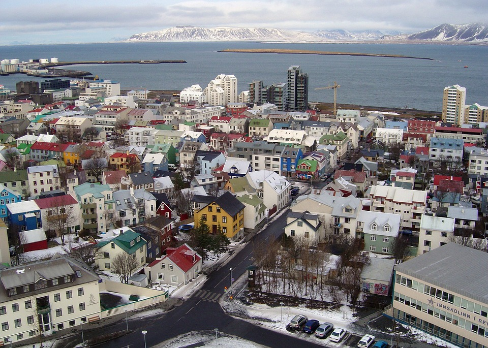 Reykjavik, Iceland couple's getaway abroad