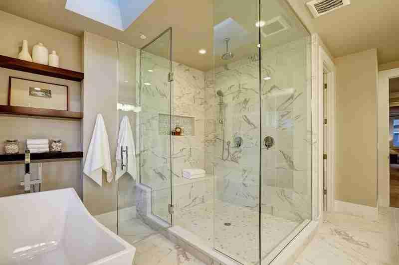 subway tiles: bathroom