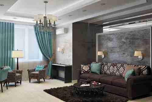 modern and elegant home