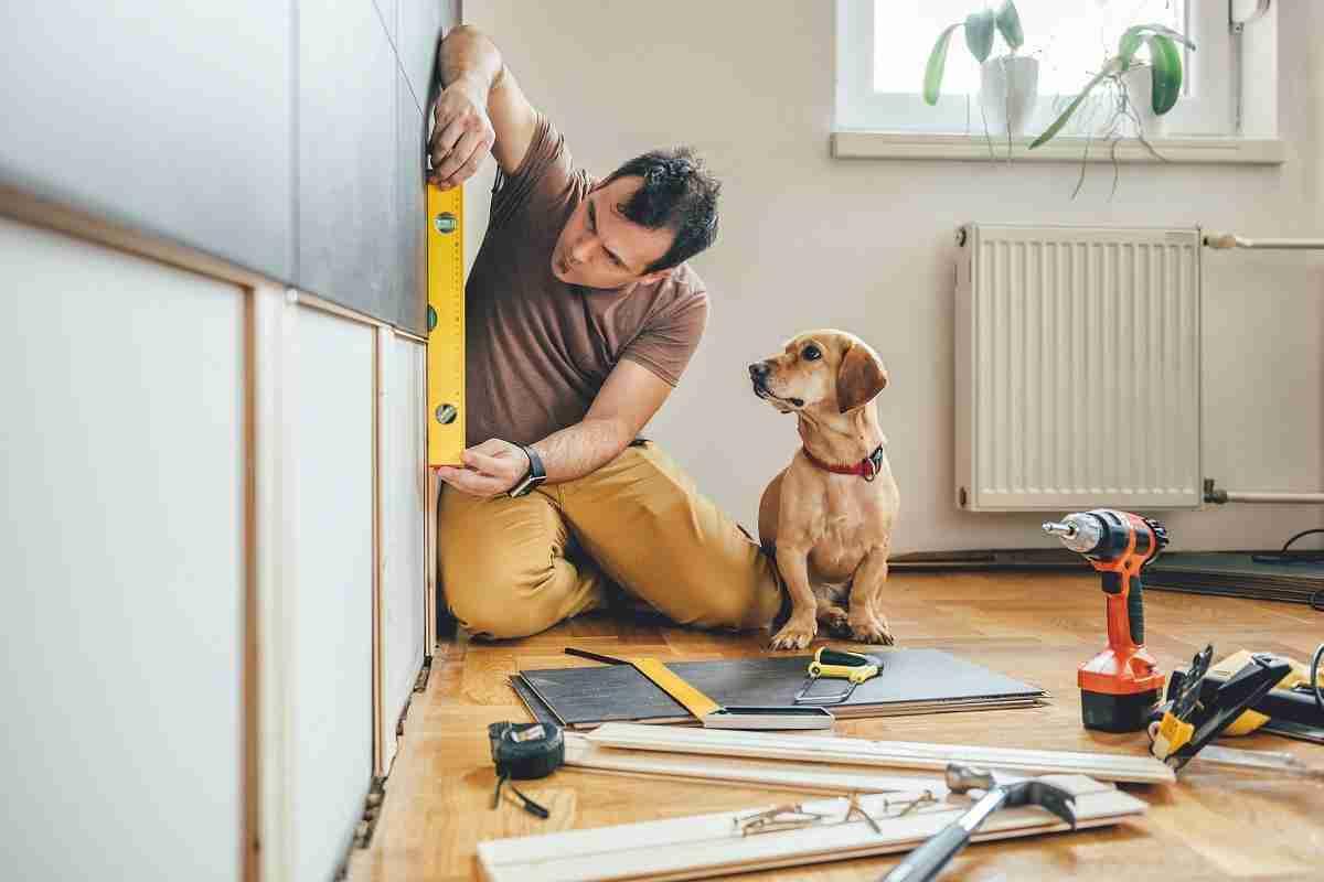 home renovation worries