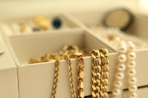 outdated jewelry