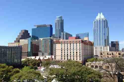 destination USA: downtown Denver