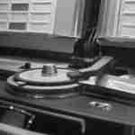 retro household pieces: jukebox