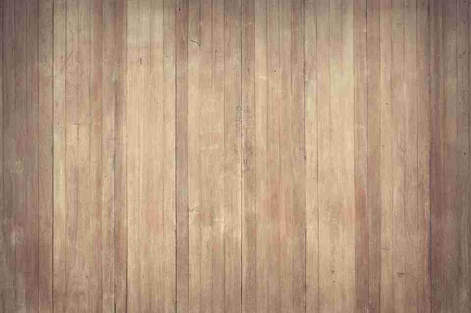 oak furniture: floorboards