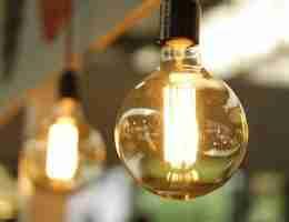 residential backup generator: lightbulb.