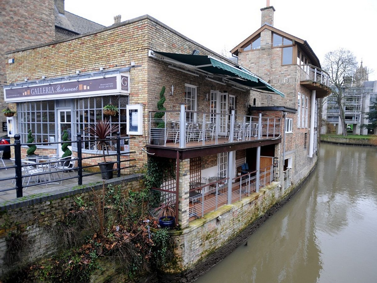 Favourite places to eat in Cambridge: Galleria