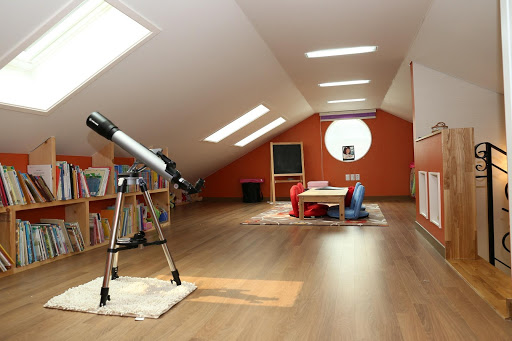 Rooflights in a room: The benefits of adding rooflights.