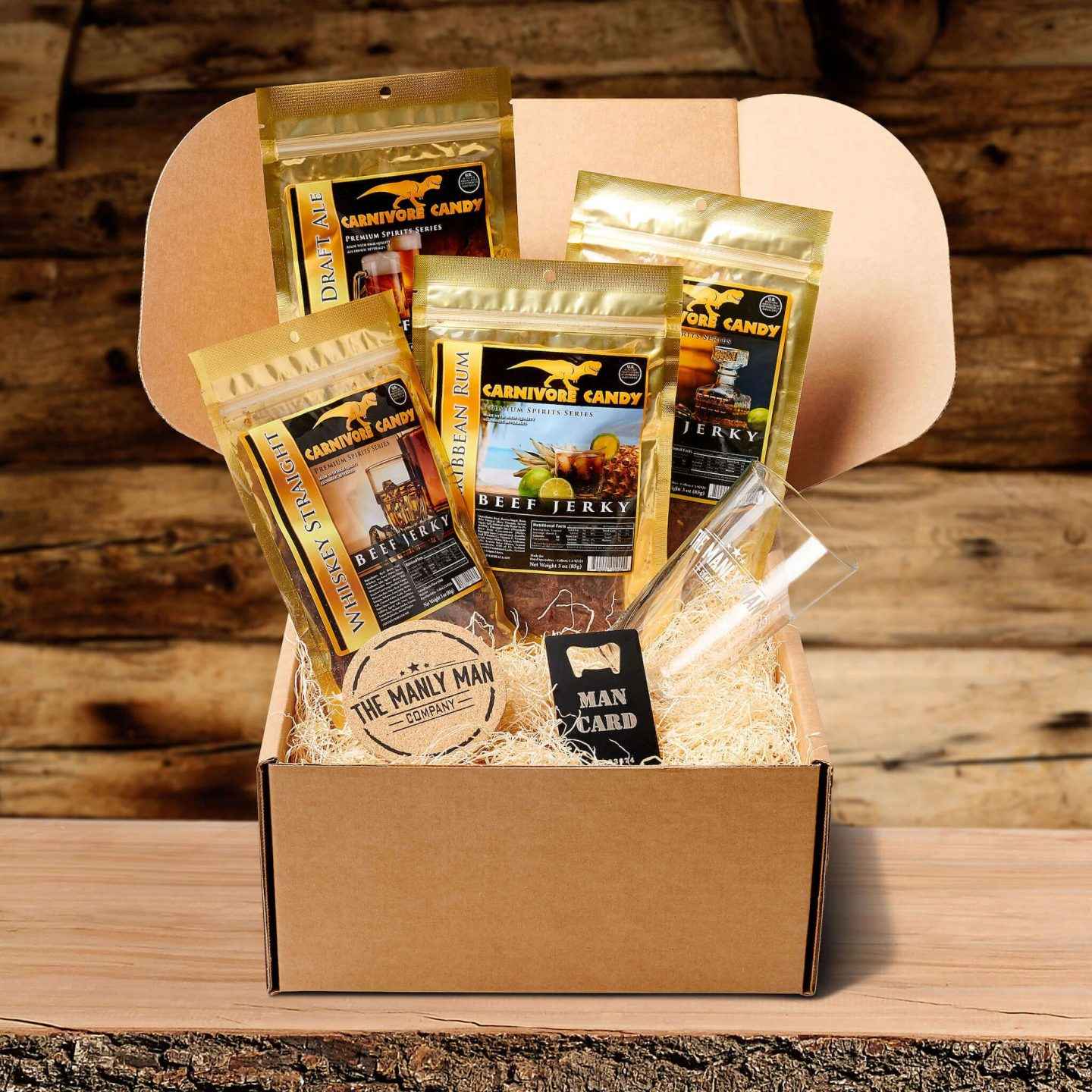 The Manly Man giftbox