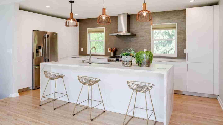 create a kitchen diner
