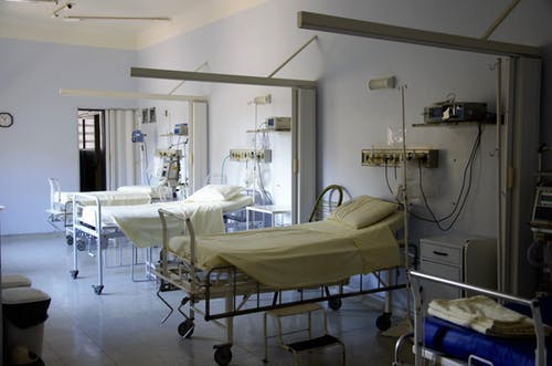 hospital beds: managing medical waste