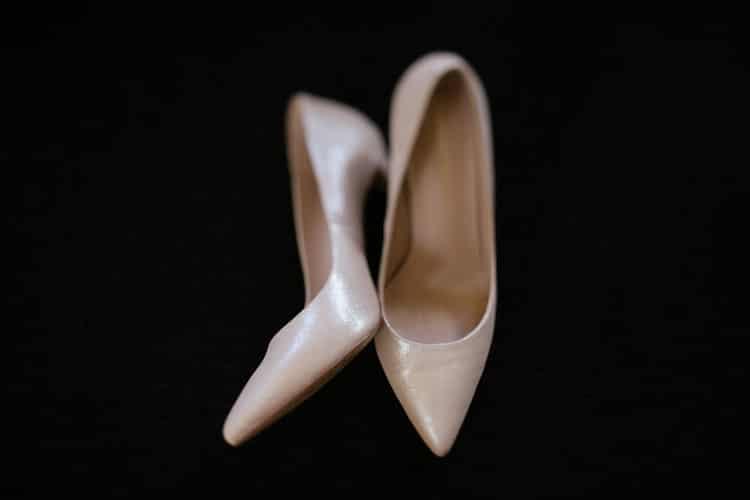 girl boss capsule wardrobe: ladies shoes
