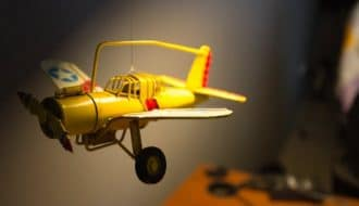 yellow radio controlled planes