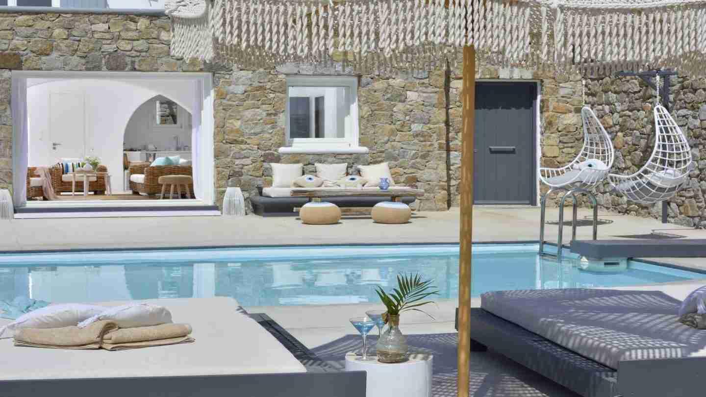 Villa Persona, Mykonos: Mykonos villas