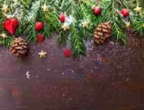 christmas decorations in Australia