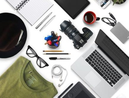 collection of useful Macbook accessories