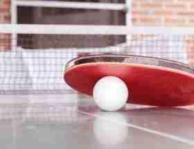 choosing a ping pong table