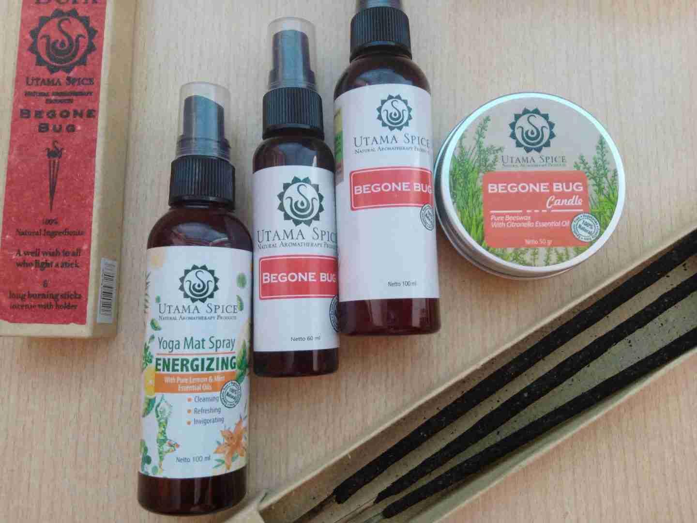My Utama Spice products!