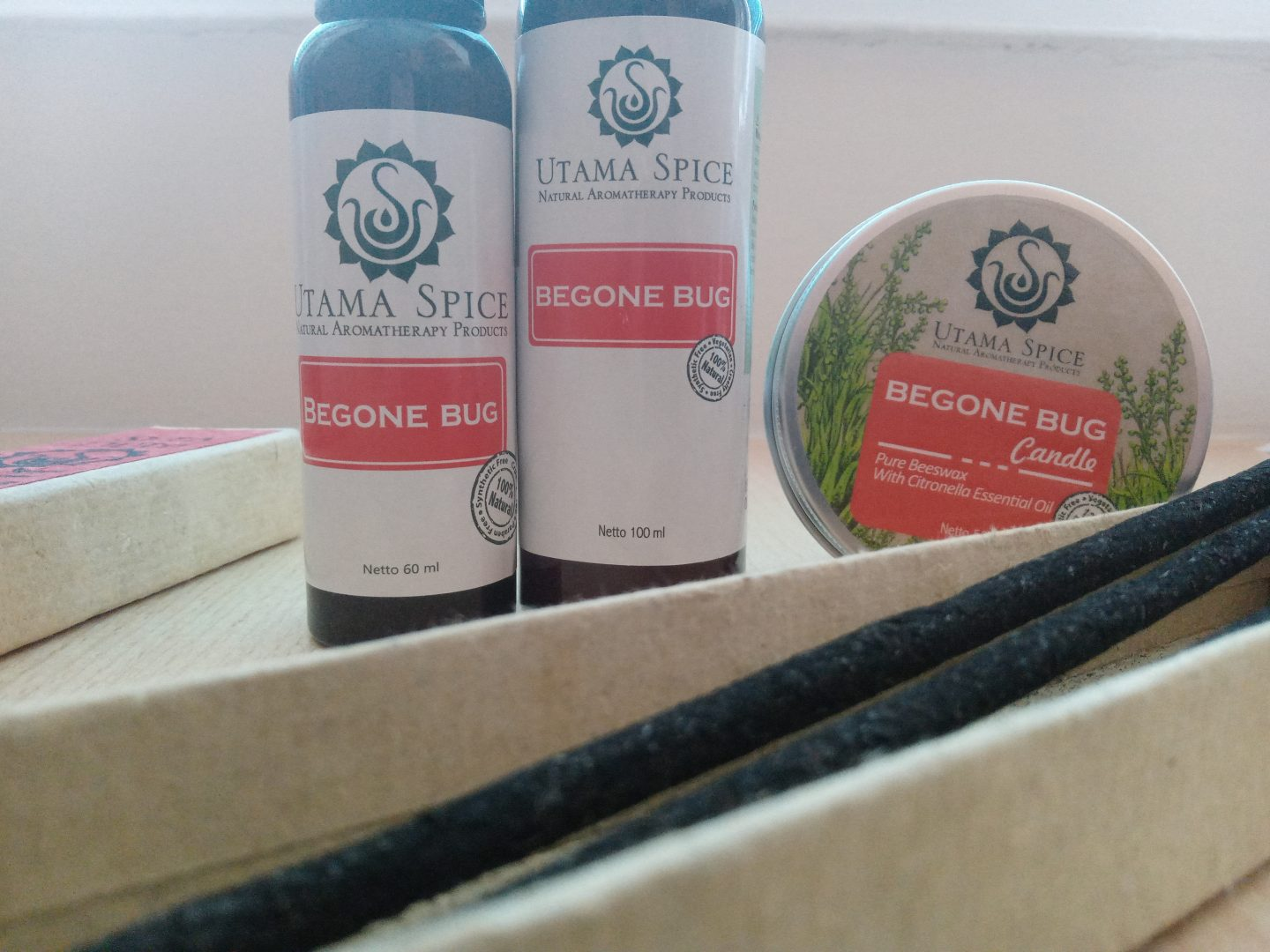 Utama Spice review and giveaway
