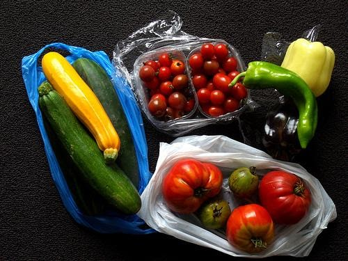 collection of vegetables: 4 natural ways to feel energized.