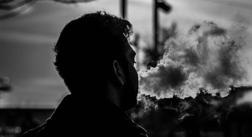 quitting cigarettes with Juul