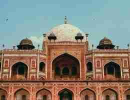 prepare for a trip to New Delhi