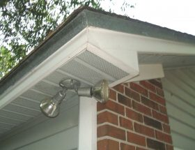 types of fascias and soffits