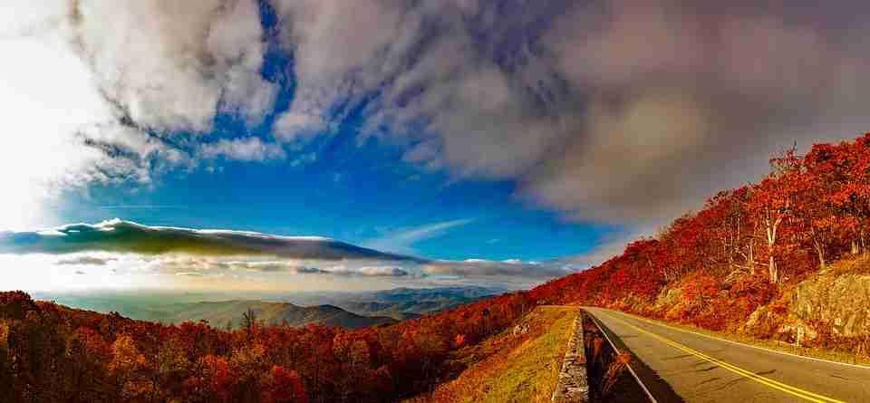 Shenandoah National Park in Virginia - 5 Stunning Camping Destinations To Visit This Fall