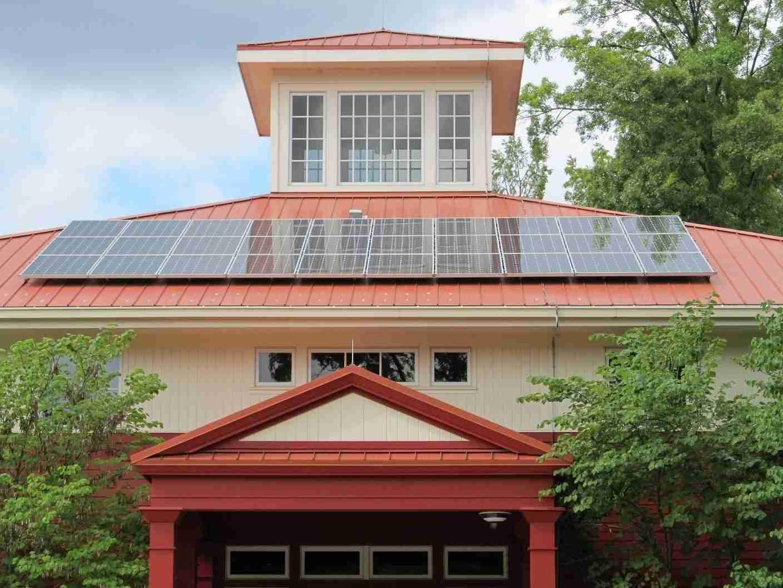 Home Solar Power Australia home