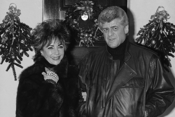 The Many Engagement Rings Of Elizabeth Taylor Dennis Stein