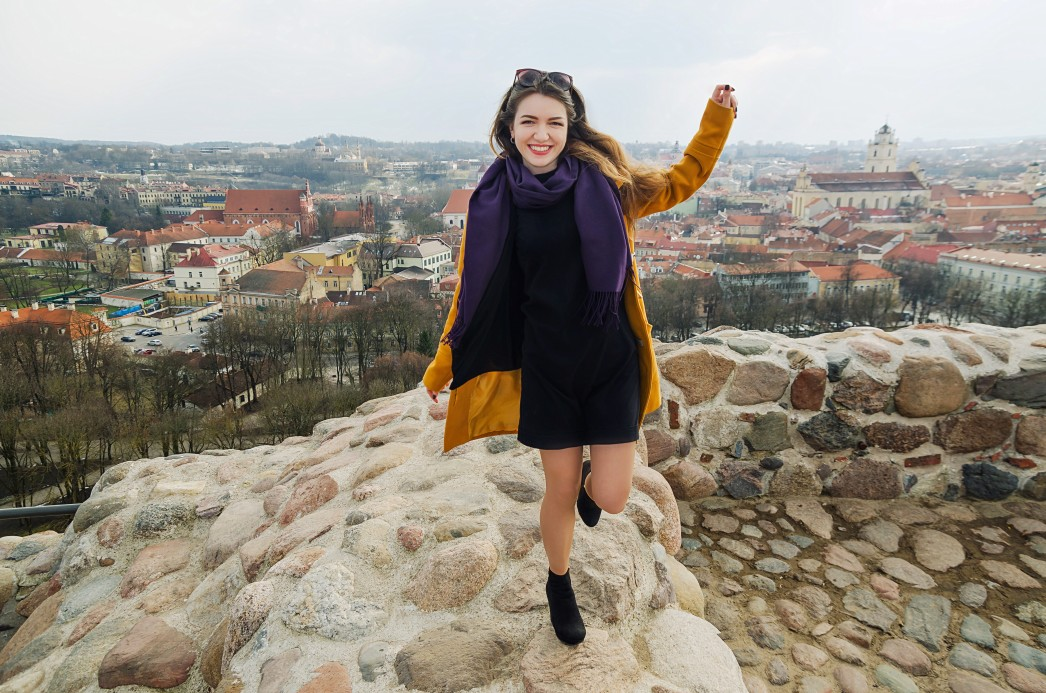 spend a year studying abroad