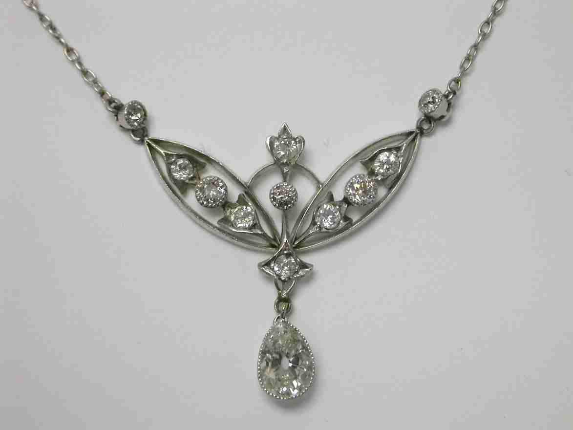 fine Edwardian jewellery