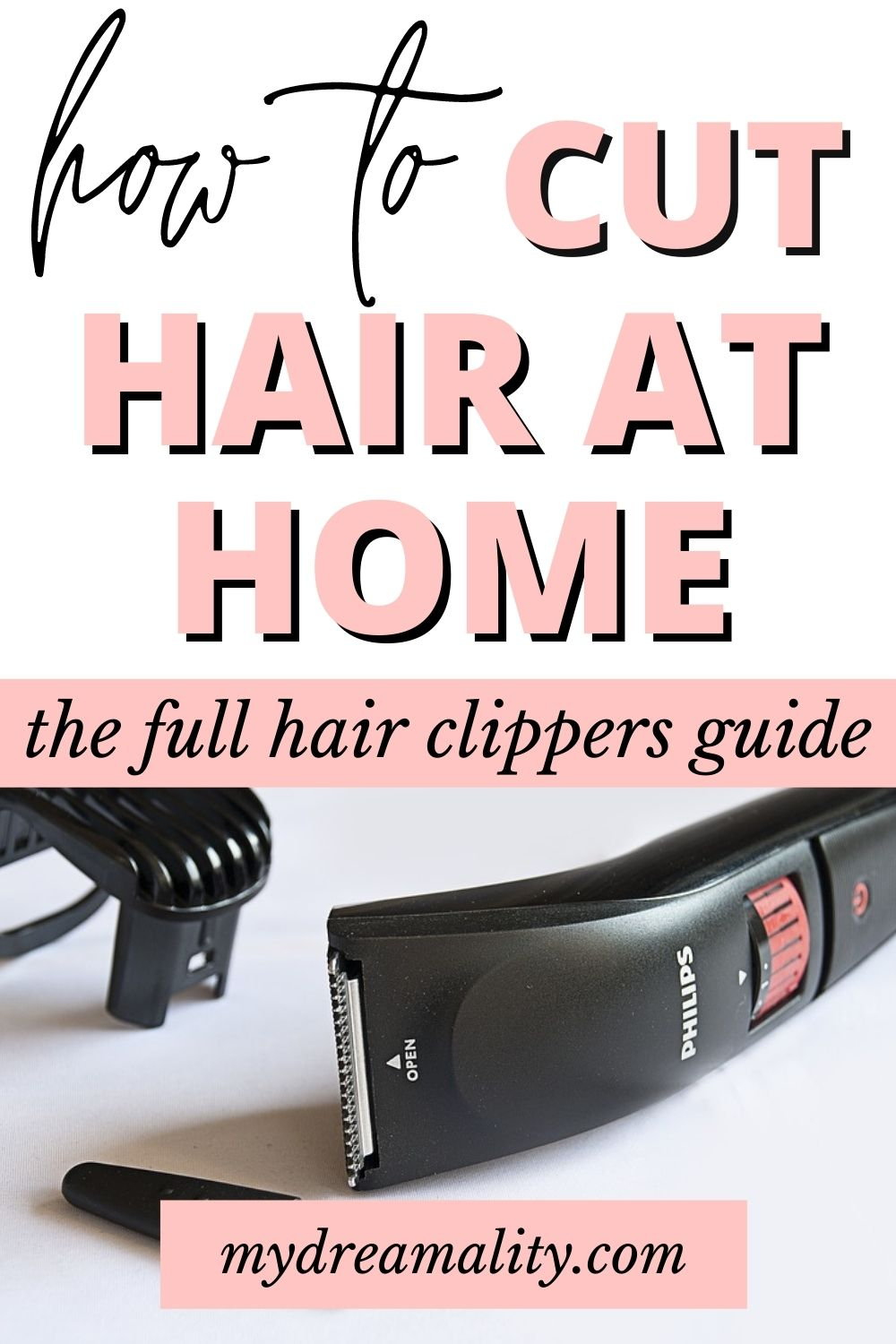 Hair Clippers Guide - How to Cut Hair At Home During Covid