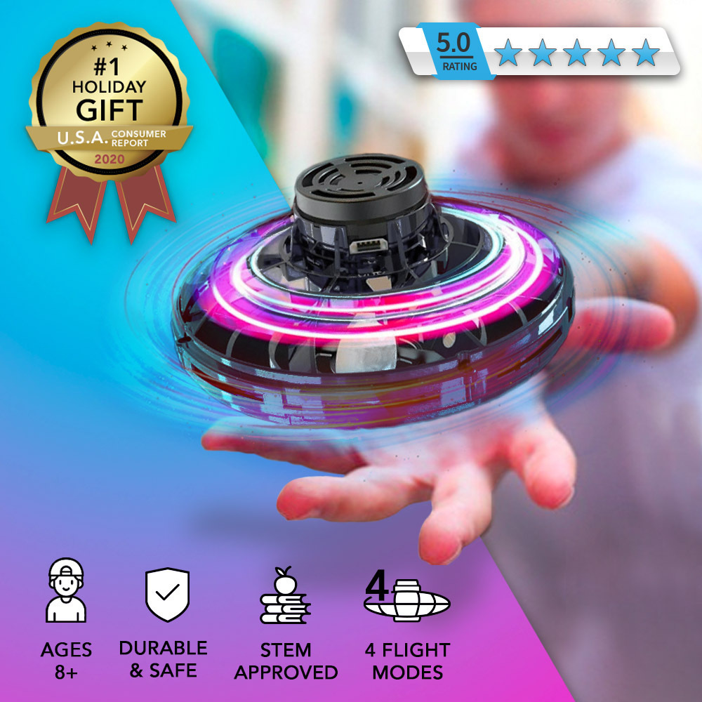 Perfect Christmas Gifts for Kids: Fidget Drone