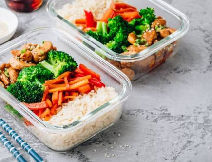 the right convenience food
