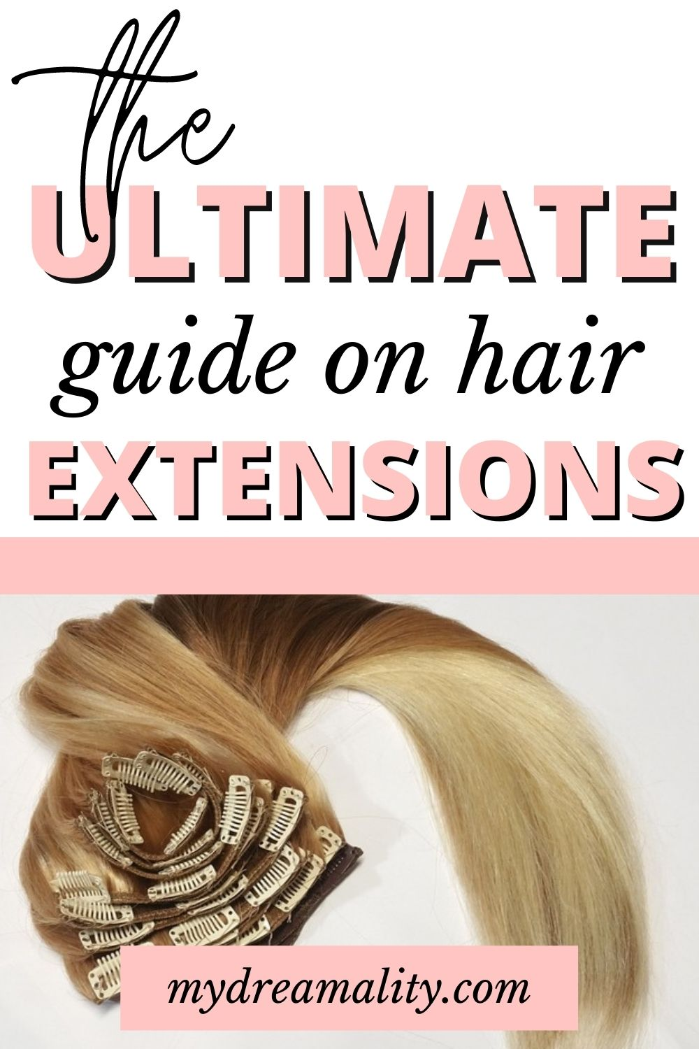 Know About Hair Extensions