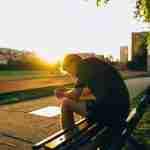 ways to calm nerves: athlete