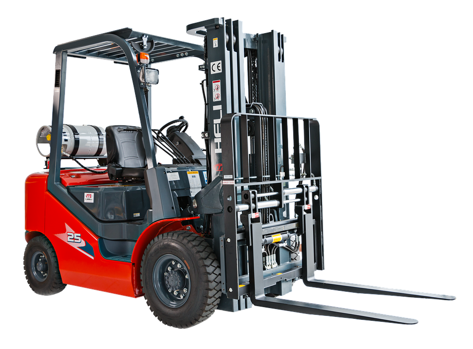 purchase a forklift in San Diego