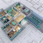 home designers in Vancouver: apartment dedign plan