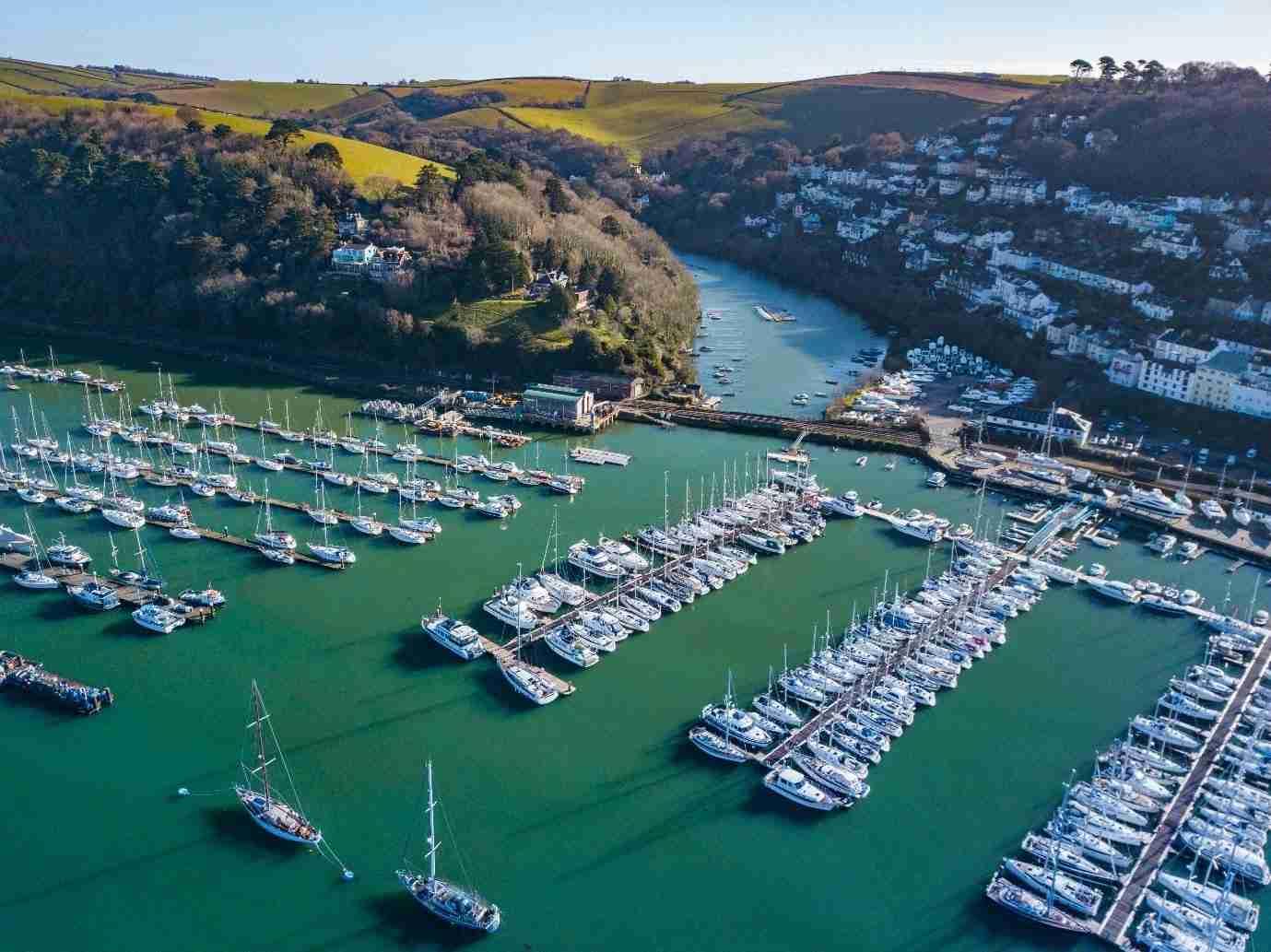 South Coast hotspots: Exe Estuary