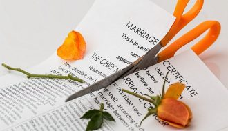 legal representation during divorce