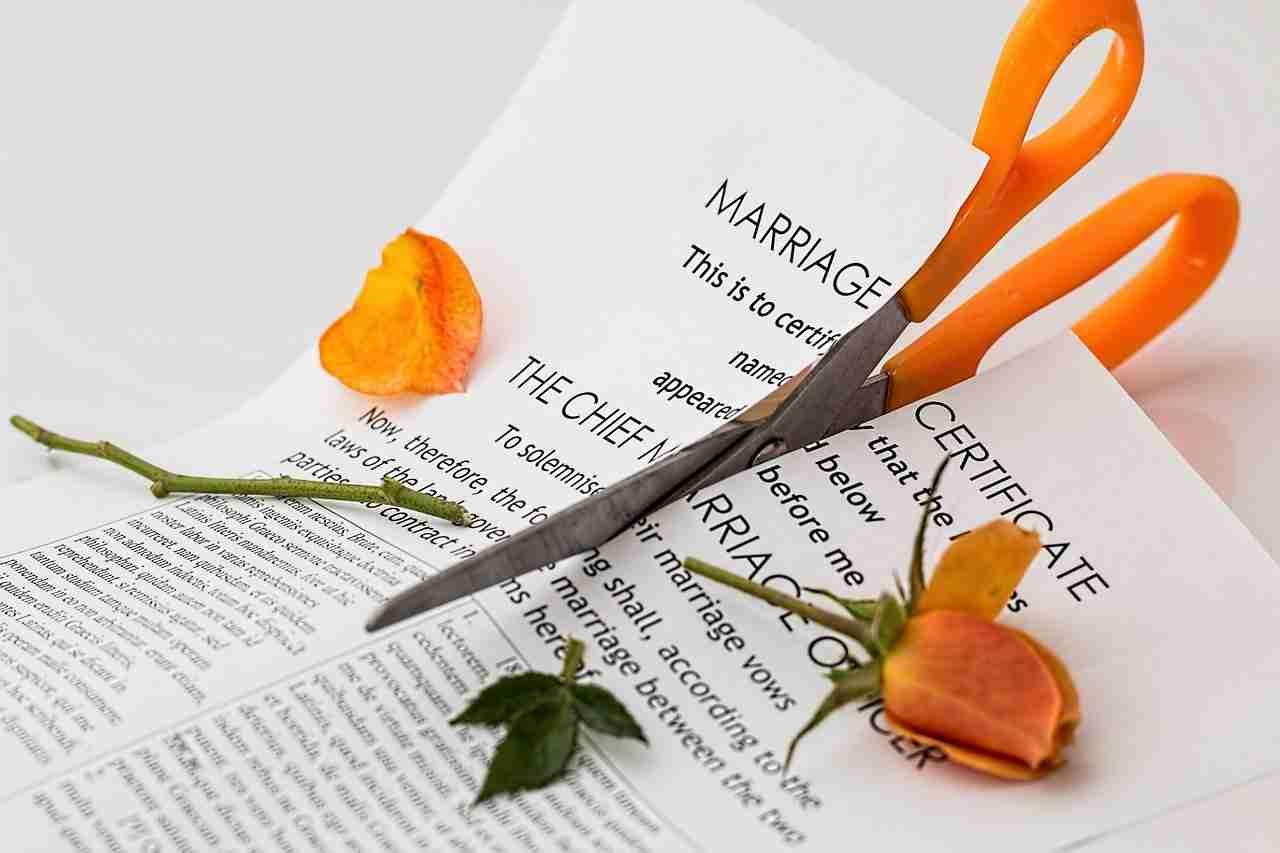 legal representation during divorce