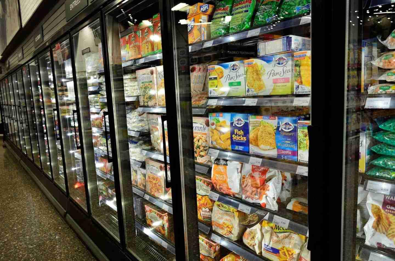 Refrigeration is failing.
