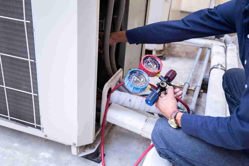 AC repairs New Lenox
