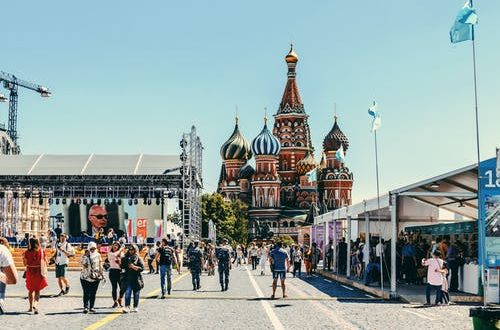 apply for a russian visa