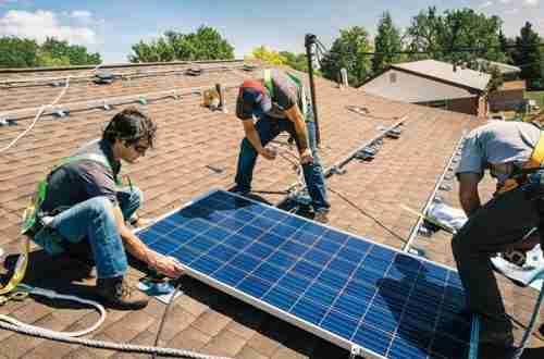 solar installers in Vista