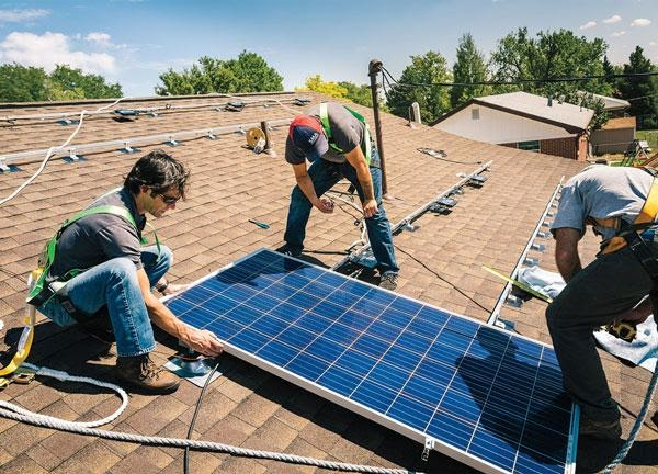 roofers and solar installers